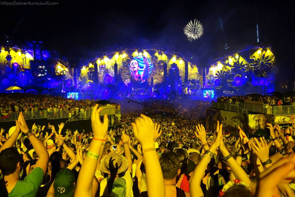 9 Reasons To Tell Your Friends Not To Miss Tomorrowland 2018! What A Crowd What A Stage Tomorrowland 2013 In Photos
