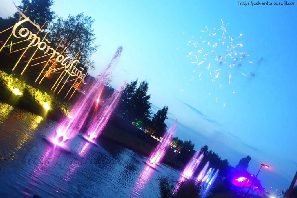 Tomorrowland Festival ground